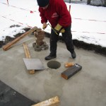preise für fundamentbau werbeturm werbemast werbeturm24-5