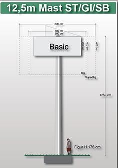 12,5m-mast-Pflug-preise-fuer-werbeturm24-werbemast
