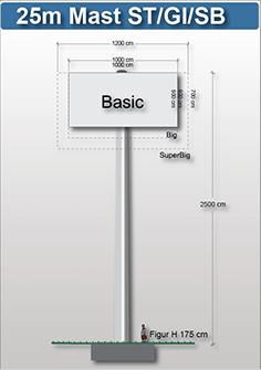 25m-mast-rechteckig-preise-fuer-werbeturm24-werbemast