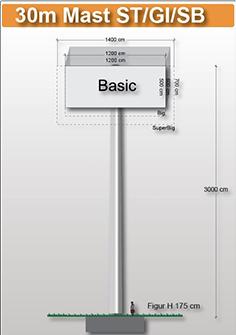 30m-mast-viereckig-preise-fuer-werbeturm24-werbemast