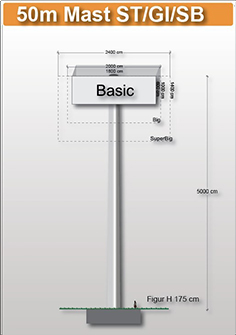 50m-mast-viereckig-preise-fuer-werbeturm24-werbemast