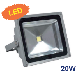 werbeturm24-strahler-aussenbereich-Cesar-LED-20W