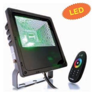 werbeturm24-strahler-aussenbereich-RGB-LED-30W