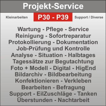 Projekt-Service - Wartung - Pflege - Logo/Foto + sonstiges...