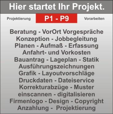 Projekt-Start - Hier startet Ihr Projekt - Vom Konzept bis zur Ausführung