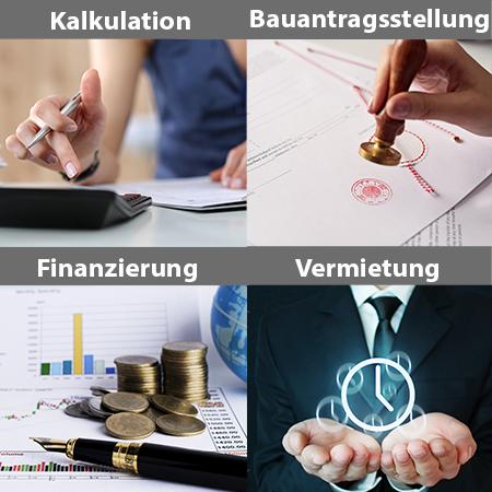Werbemast - Kalkulationen, Bauantragstellung, Finanzierung, Vermietung