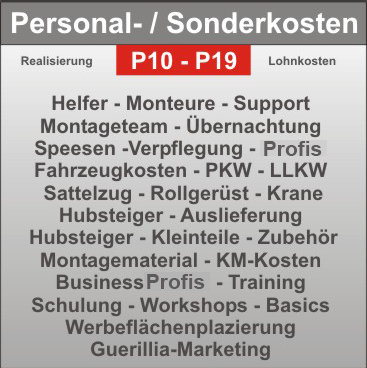 Projekt-Details - Montagegeräte - Krane - Hubsteiger -Fahrzeuge - Kleinmaterial